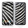 Skincover® Galaxy S5 Mini - Zebre