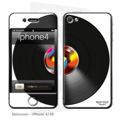 Skincover® iPhone 4/4S - Vinyl