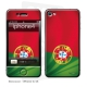 Skincover® iPhone 4/4S - Portugal