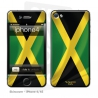 Skincover® iPhone 4/4S - Jamaica