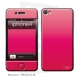 Skincover® iPhone 4/4S - Pink