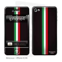 Skincover® iPhone 4/4S - Italy