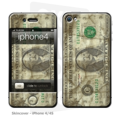 Skincover® iPhone 4/4S - One Dolls