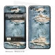 Skincover® iPhone 4/4S - Blue Jeans