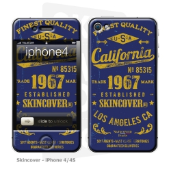 Skincover® iPhone 4/4S - California