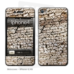 Skincover® iPhone 4/4S - Design Wood
