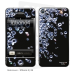 Skincover® iPhone 4/4S - Diamonds