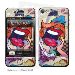 Skincover® iPhone 4/4S - Boca Loca