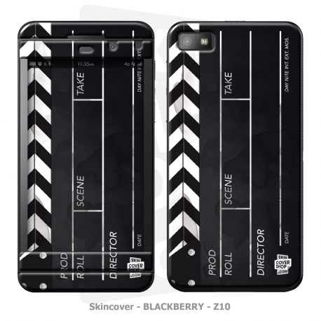 Skincover® Blackberry Z10 - Action