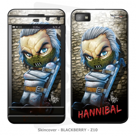 Skincover® Blackberry Z10 - Baby Hannibal By Vinz El Tabanas