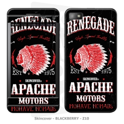 Skincover® Blackberry Z10 - Apache Motors