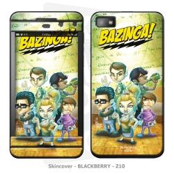 Skincover® Blackberry Z10 - Big Bazinga By Vinz El Tabanas