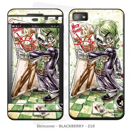 Skincover® Blackberry Z10 - Baby Jocker By Vinz El Tabanas