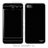 Skincover® Blackberry Z10 - Black