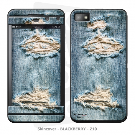 Skincover® Blackberry Z10 - Blue Jeans