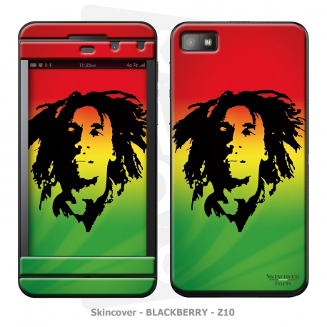 Skincover® Blackberry Z10 - Bob Flag By Paslier