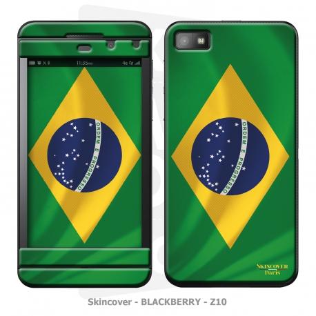 Skincover® Blackberry Z10 - Brazil