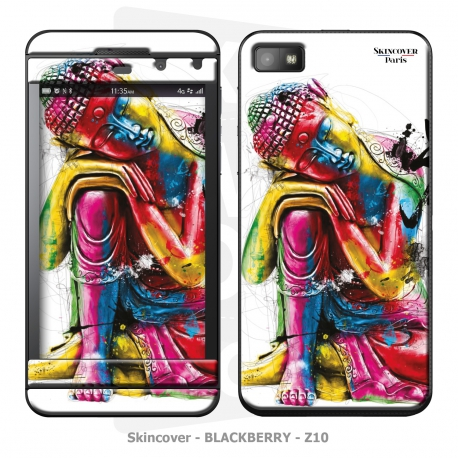 Skincover® Blackberry Z10 - Buddha Feng Shui By P.Murciano