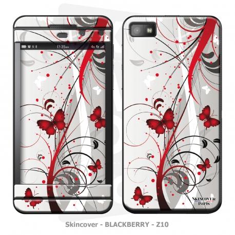 Skincover® Blackberry Z10 - Butterfly