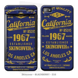 Skincover® Blackberry Z10 - California