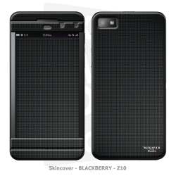 Skincover® Blackberry Z10 - Carbon