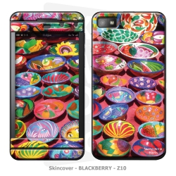 Skincover® Blackberry Z10 - Colorfull