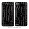Skincover® Blackberry Z10 - Croco Cuir Black