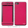 Skincover® Blackberry Z10 - Cuir Pink