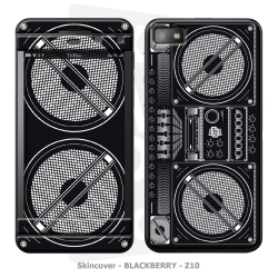 Skincover® Blackberry Z10 - Ghetto Blaster