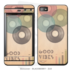 Skincover® Blackberry Z10 - Good Vibe