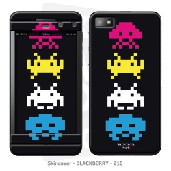 Skincover® Blackberry Z10 - Invader