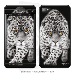 Skincover® Blackberry Z10 - Jaguar