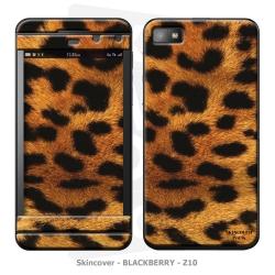 Skincover® Blackberry Z10 - Leopard