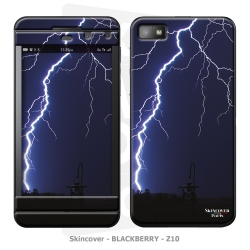 Skincover® Blackberry Z10 - Lightning
