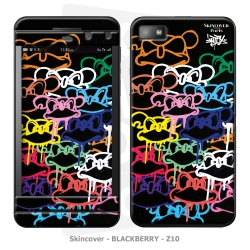 Skincover® Blackberry Z10 - Mad Invasion