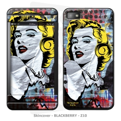Skincover® Blackberry Z10 - Marilyn By Paslier