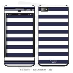Skincover® Blackberry Z10 - Mariniere