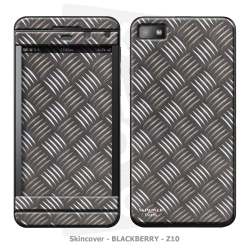 Skincover® Blackberry Z10 - Metal 2