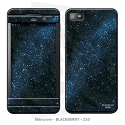 Skincover® Blackberry Z10 - Milky Way