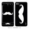 Skincover® Blackberry Z10 - Moustache W&B