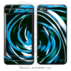 Skincover® Blackberry Z10 - Energy Blue
