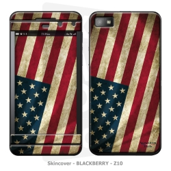 Skincover® Blackberry Z10 - Old Glory