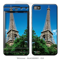 Skincover® Blackberry Z10 - Paris City