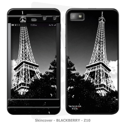 Skincover® Blackberry Z10 - Paris City 2