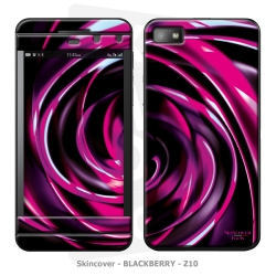 Skincover® Blackberry Z10 - Energy Pink