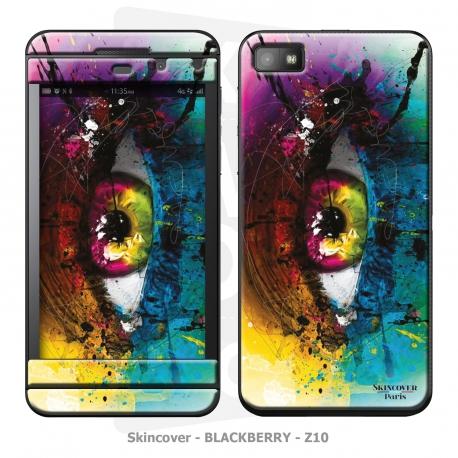 Skincover® Blackberry Z10 - Requiem By P.Murciano