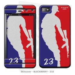 Skincover® Blackberry Z10 - NB 23