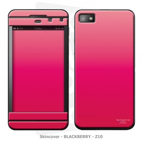 Skincover® Blackberry Z10 - Skin Pink