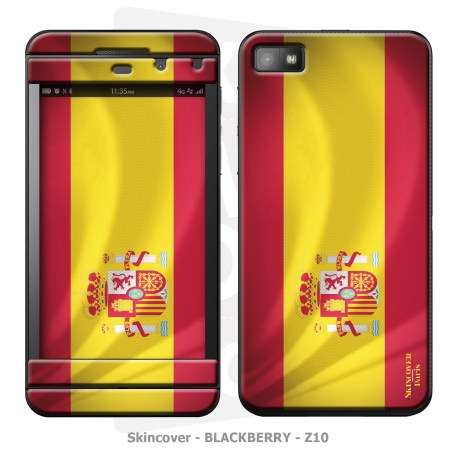 Skincover® Blackberry Z10 - Spain