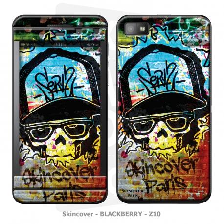 Skincover® Blackberry Z10 - Street Color